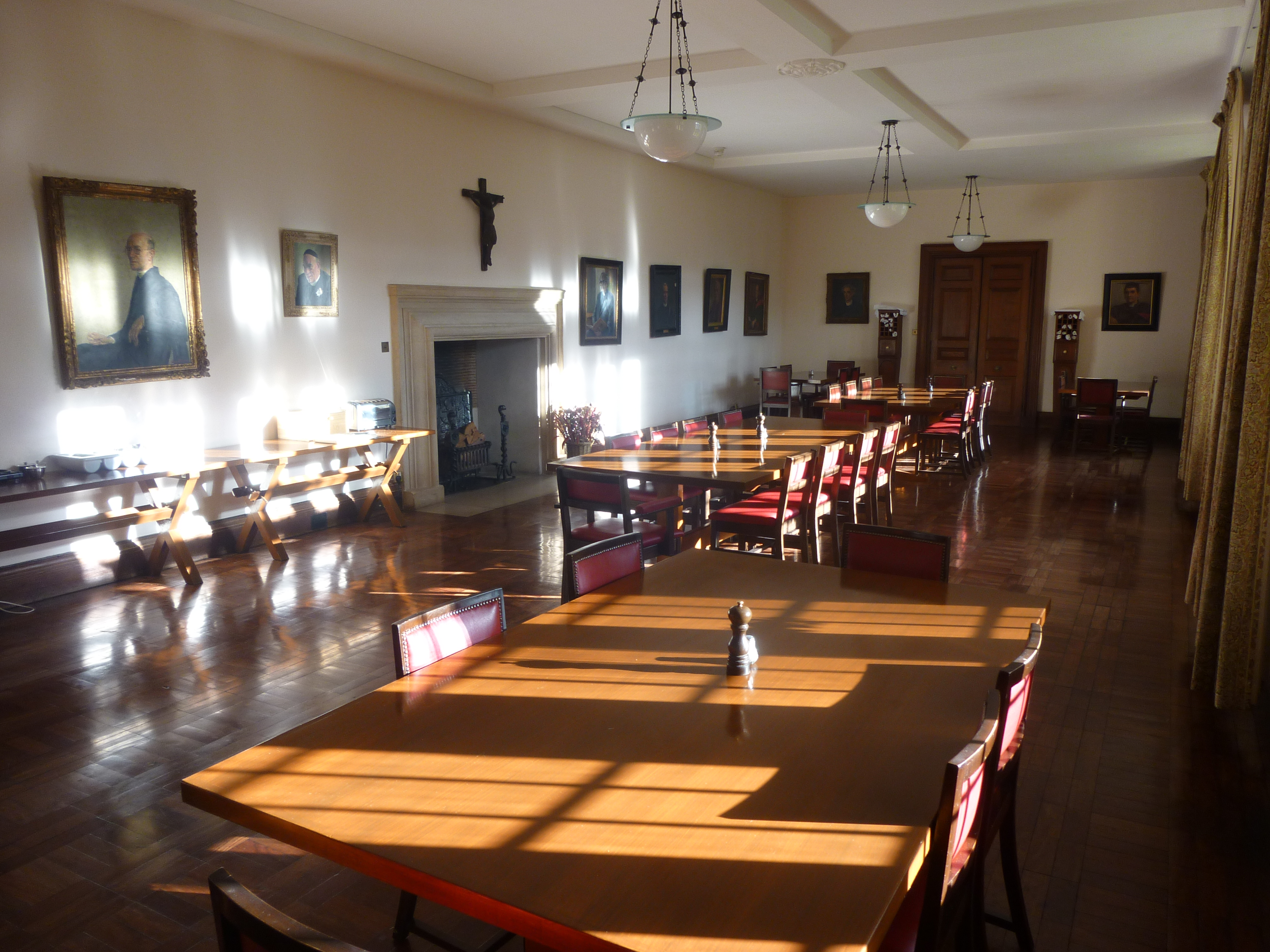 Jesuit Campion Hall, Oxford