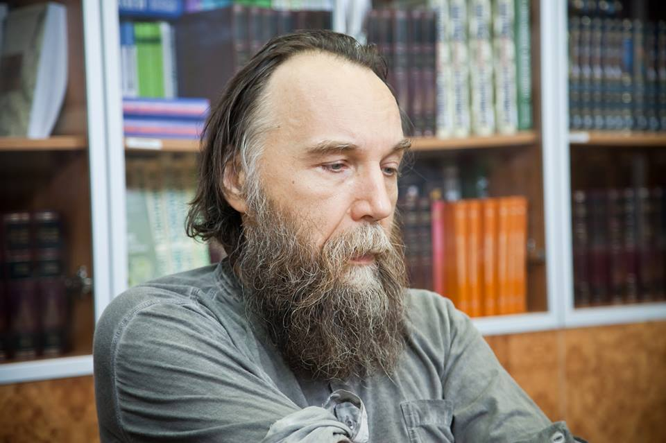 Aleksandr Gelyevich Dugin