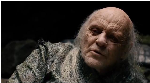 Anthony Hopkins as ''Methuselah''