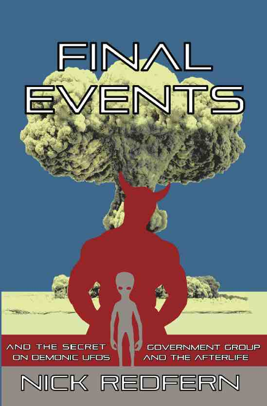 Final Events by Nick Redfern