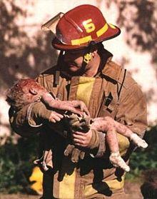 Firefighter baby okc b