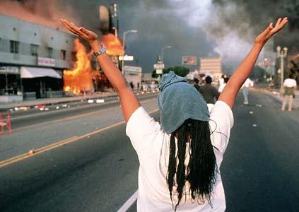 LA riots--the joy of race-driven rage