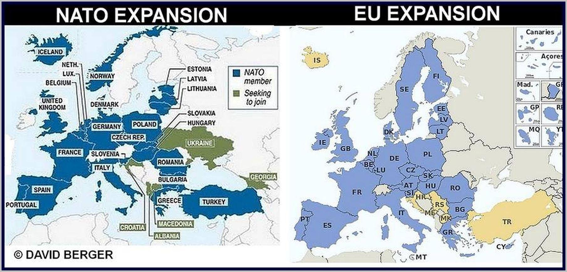 NATO Expansion, EU Expansion