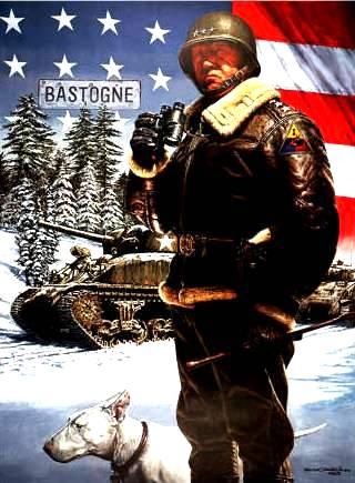 Patton at Bastogne