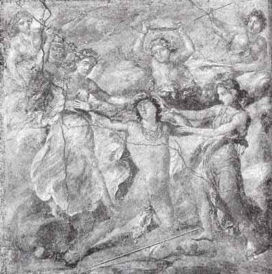 Pentheus Bacchae
