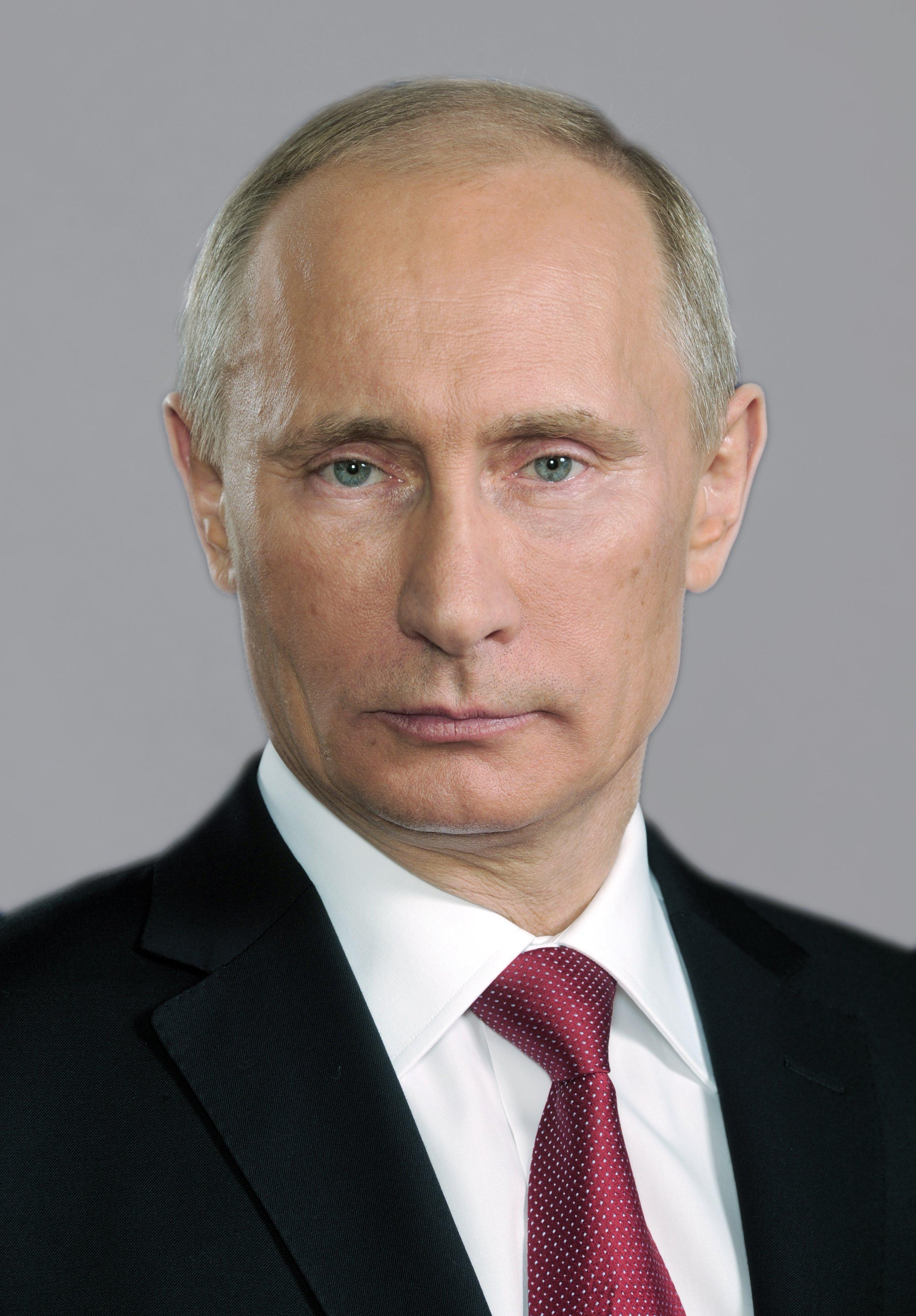 Vladimir Putin official