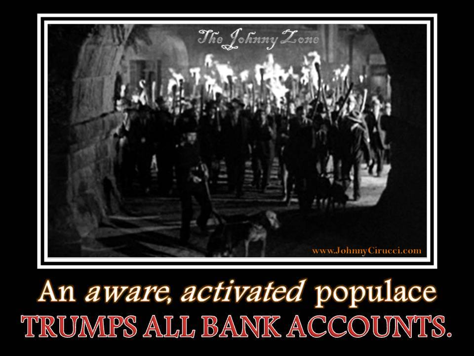 an activated populace