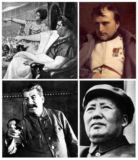 anti-christ collage