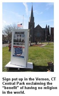 athiest park blasphemy