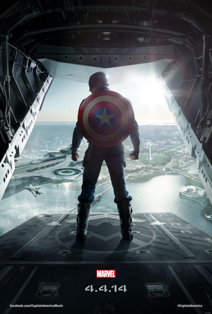 captain america-poster