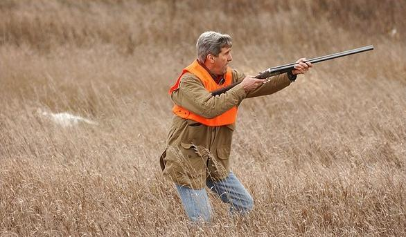 kerry's huntin license