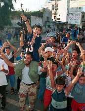 lebanon 2001