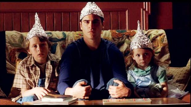 tinfoil family
