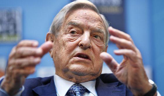 George Soros, chairman, Soros Fund Management
