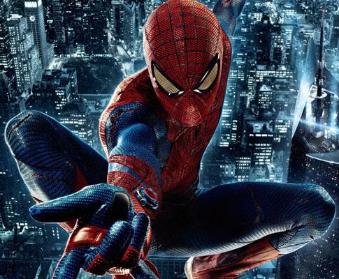 New Amazing Spider Man movie
