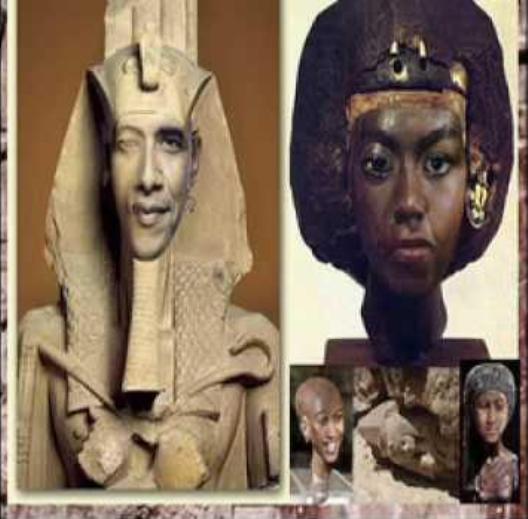 Obama Akhenaten