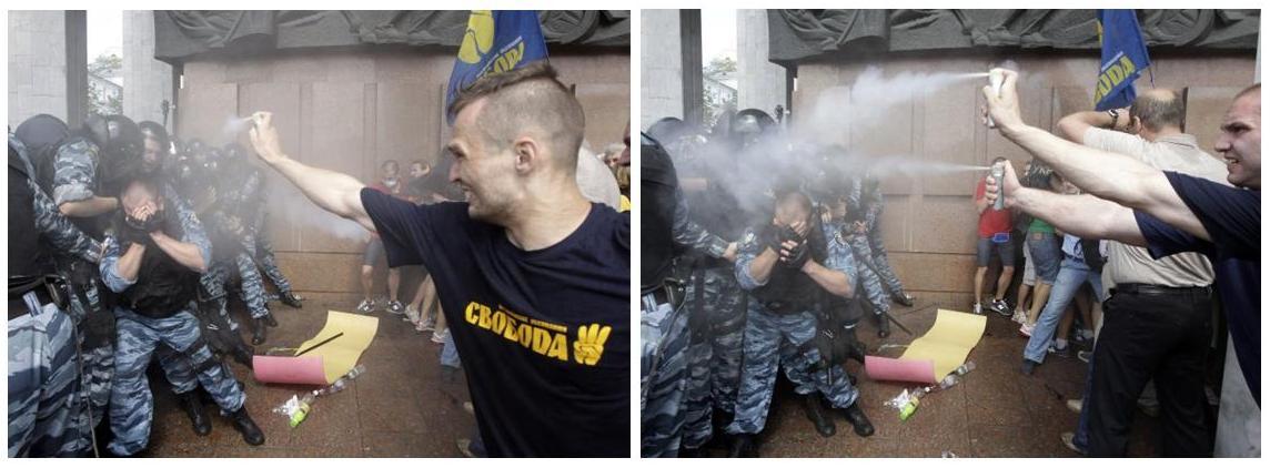 Turnabout in Ukraine, Part II
