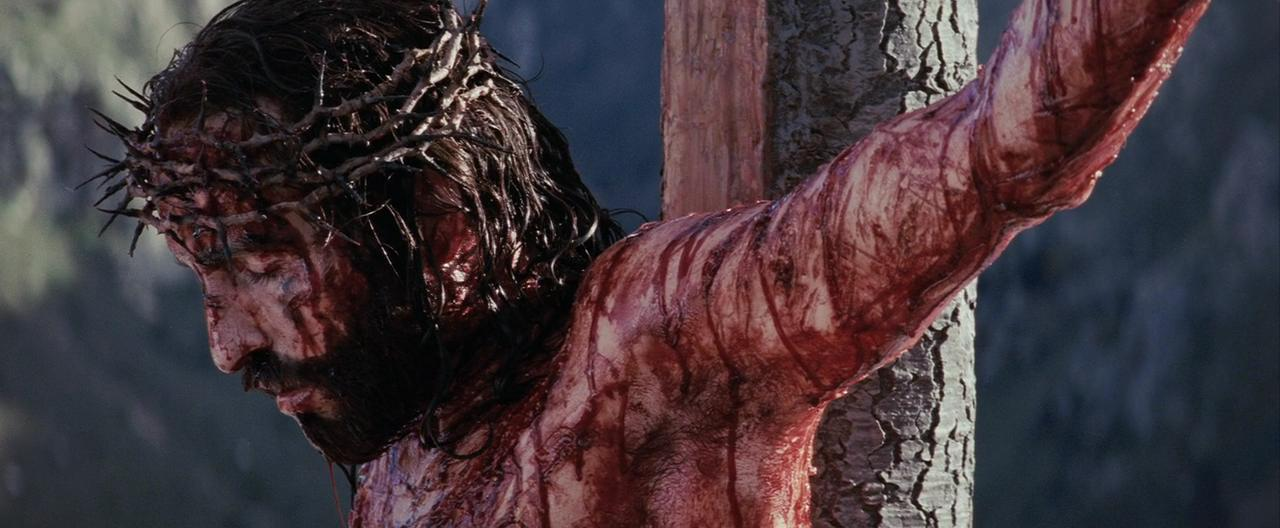 passion of the christ, what he did for you