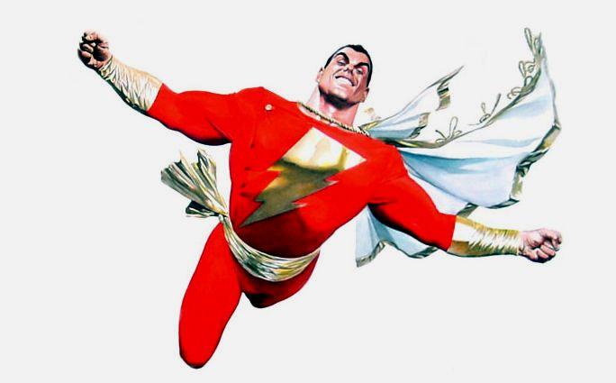 supergay shazam