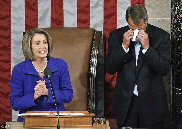 the crying speaker