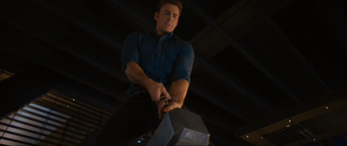 cap on thor's hammer 01