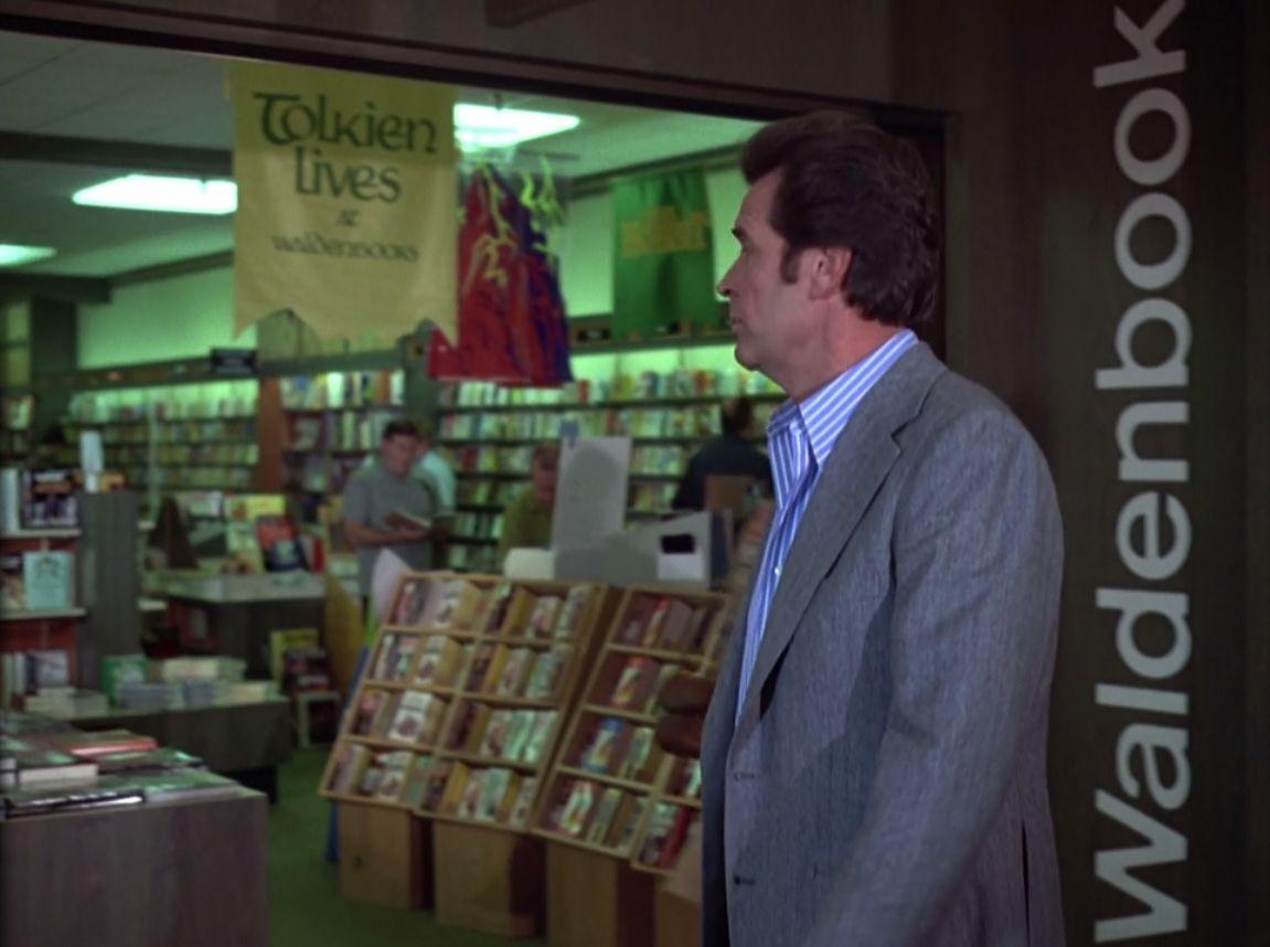 tolkien lives at waldenbooks on rockford 1977