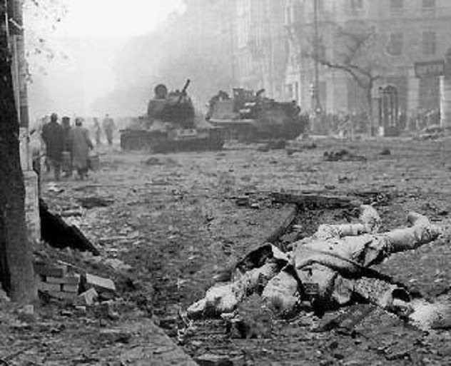 Hungary 1956