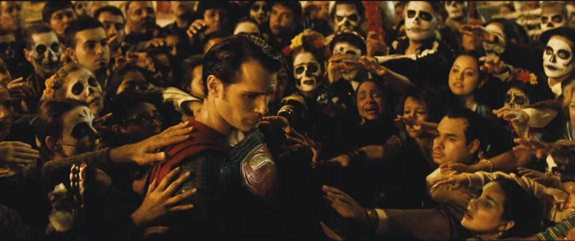 batman v superman day of the dead