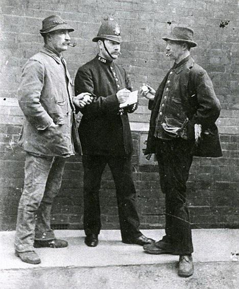19th century bobby
