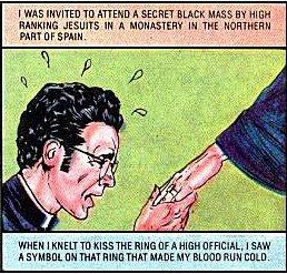 alberto ring kiss mass