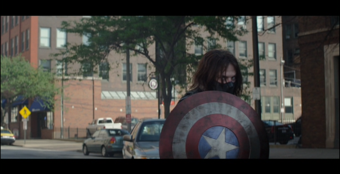 bucky carries the shield