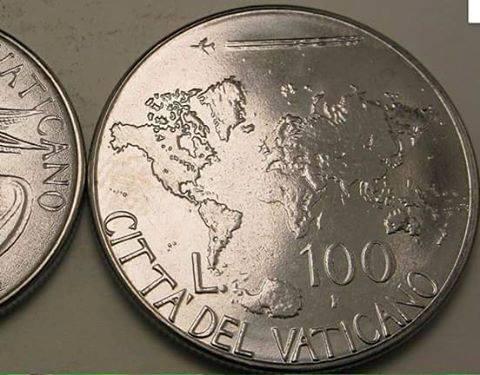 chemtrail vatican coin