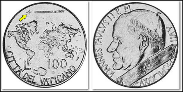 vatican chemtrail coin front and back