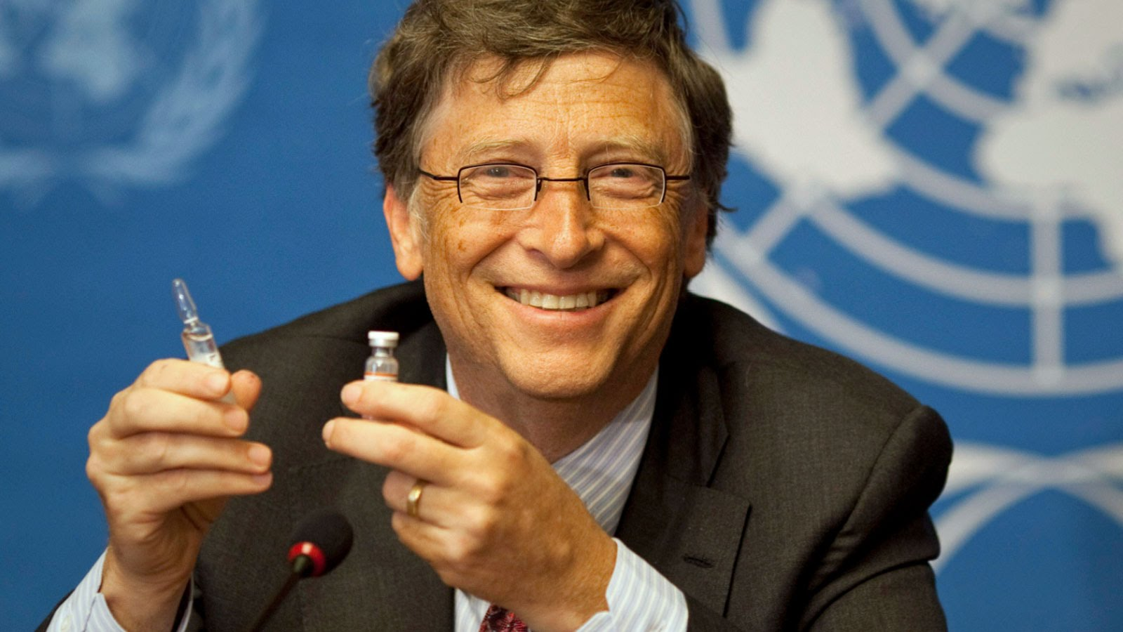 bill gates--the vaccinator