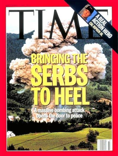 time ''heeling'' serbia